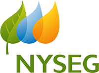 New York State Electric and Gas Logo